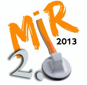 Logotipo MIR 2.0