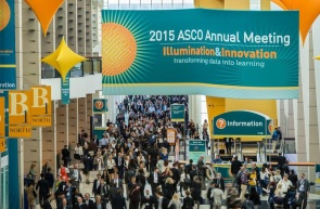 ASCO annual meeting 2015.