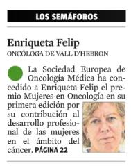 La Vanguardia - El Semáforo